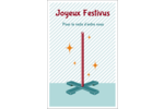 Les gabarits Festivus pour votre prochain projet Cartes Et Articles D'Artisanat Imprimables - gabarit prédéfini. <br/>Utilisez notre logiciel Avery Design & Print Online pour personnaliser facilement la conception.