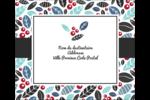 Feuillu Étiquettes d'expédition - gabarit prédéfini. <br/>Utilisez notre logiciel Avery Design & Print Online pour personnaliser facilement la conception.