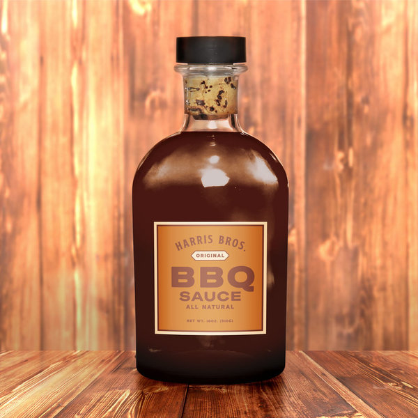 personalized bbq sauce labels