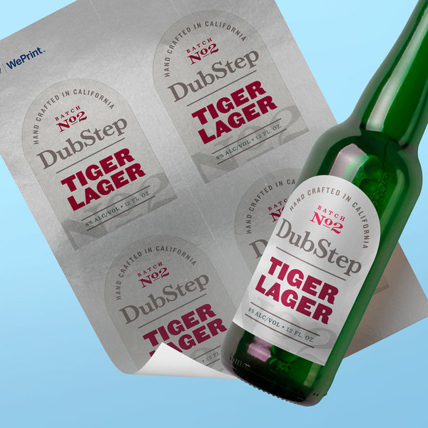 Étiquettes de bière personnalisées