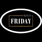 Black Friday Simple Frame