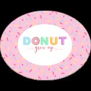 Birthday Donut party