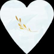 Wedding Gold Wreath