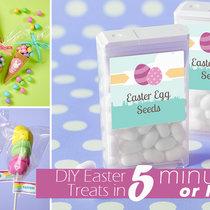 Préparez ces gâteries de Pâques à faire soi-même en cinq minutes ou moins