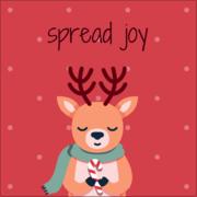 Winter Animals - Deer